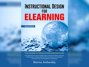 Cover of Instructional Design For Elearning, Marina Ashavskiy