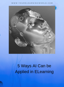 Artificial Intelligence in ELearning
