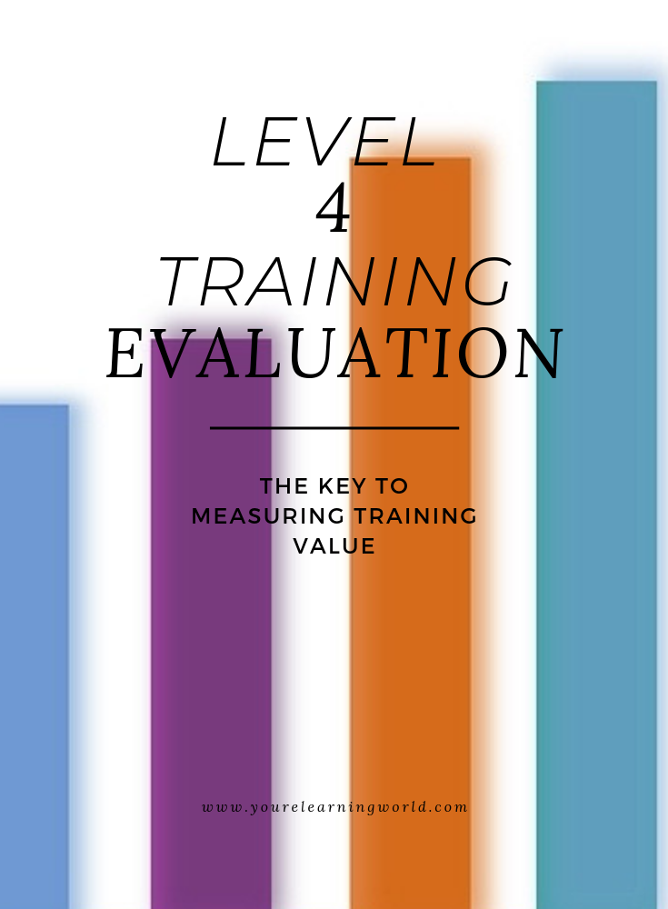 Level 4 Training Evaluation