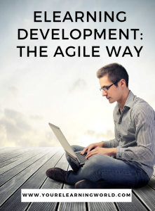 Agile eLearning development and project management
