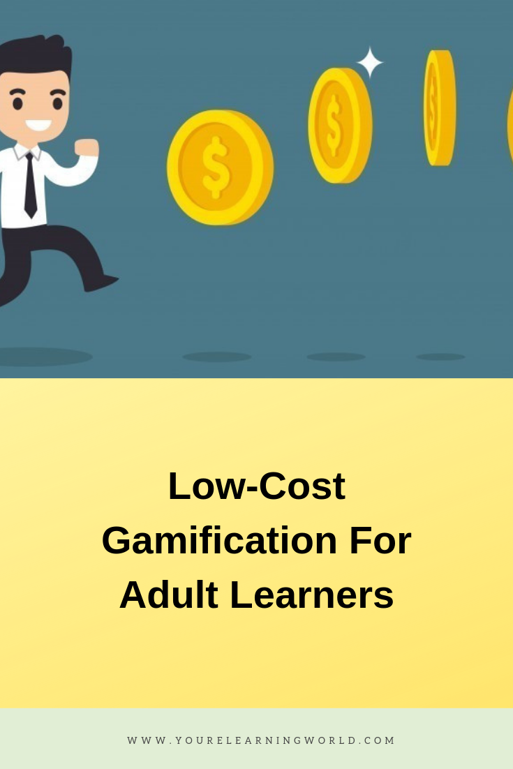 gamification elearning adults
