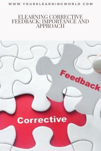 ELearning corrective feedback