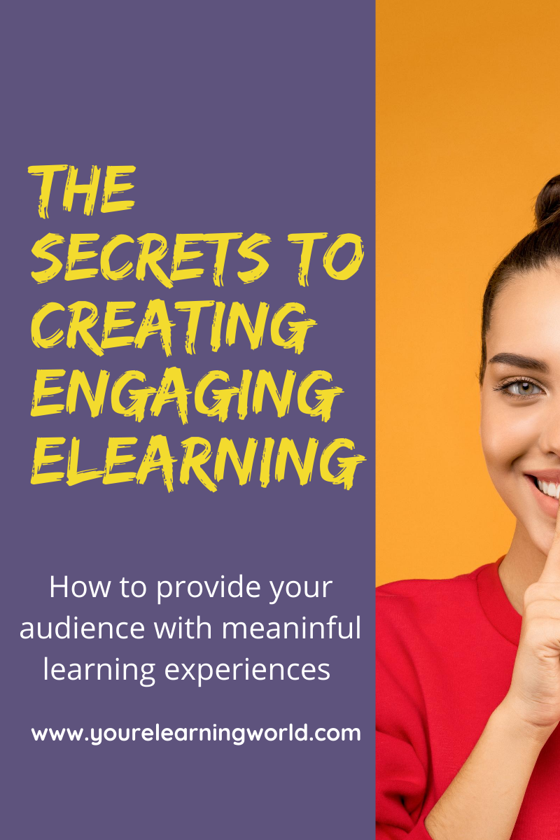 how to create engaging elearning