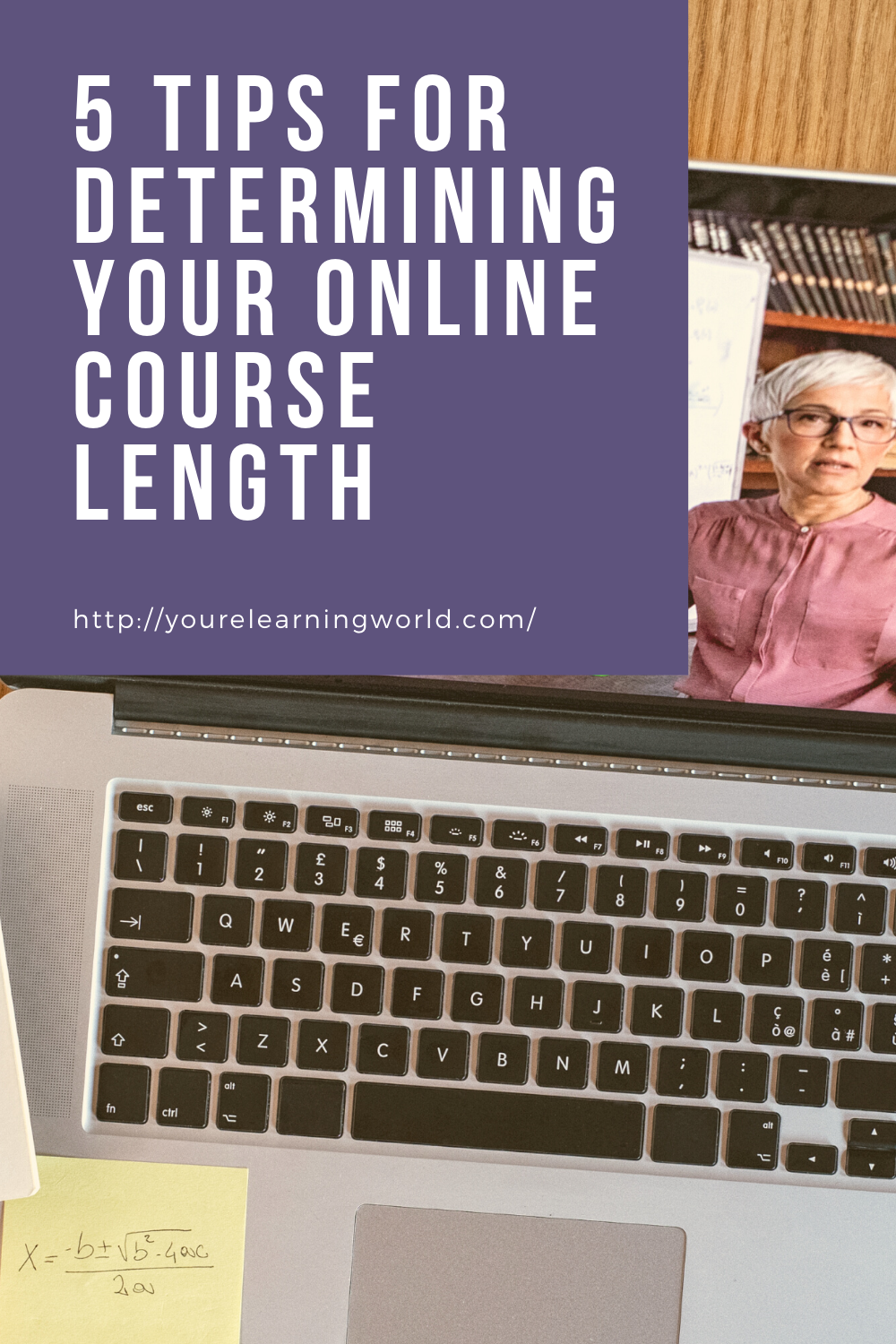 Determine Online Course Length