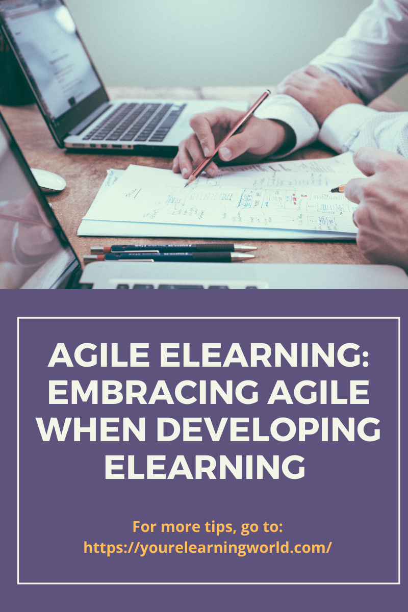 Agile eLearning development